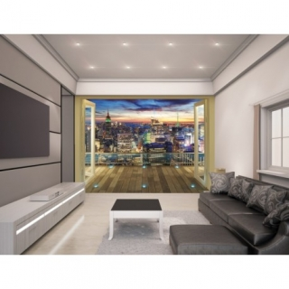 WALLTASTIC® FOTOTAPETA 243 X 304CM NEW YORK CITY