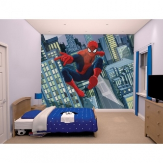 WALLTASTIC® FOTOTAPETA 243 X 304CM SPIDERMAN