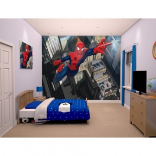 WALLTASTIC® FOTOTAPETA 243 X 304CM SPIDERMAN ULTIMATE